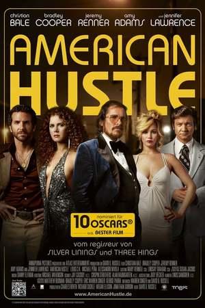 Poster: American Hustle