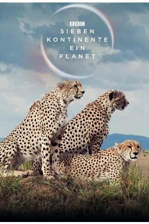 Poster: Sieben Kontinente - Ein Planet