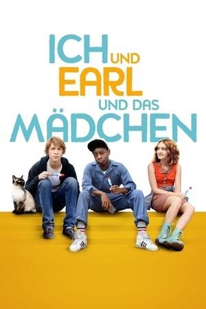 Poster: Ich und Earl und das Mädchen