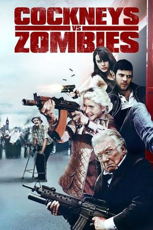 Poster: Cockneys vs Zombies