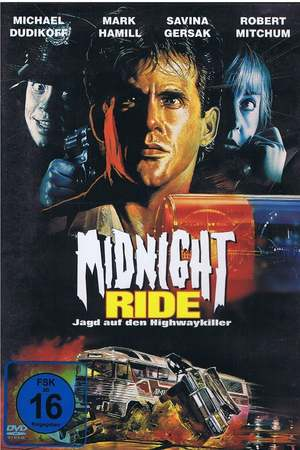 Poster: Midnight Ride - Die Jagd auf den Highwaykiller
