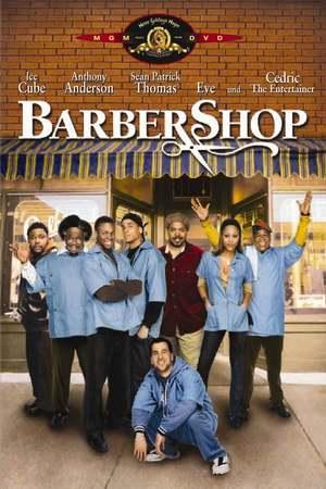 Poster: Barbershop