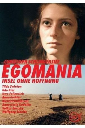 Poster: Egomania - Insel ohne Hoffnung