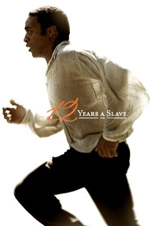 Poster: 12 Years a Slave