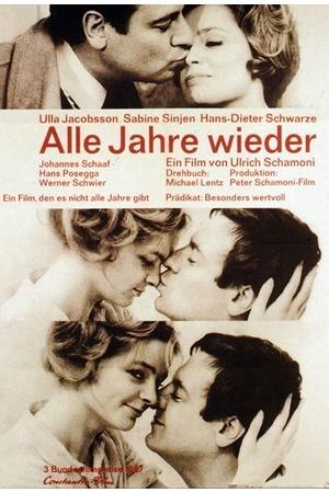 Poster: Alle Jahre wieder