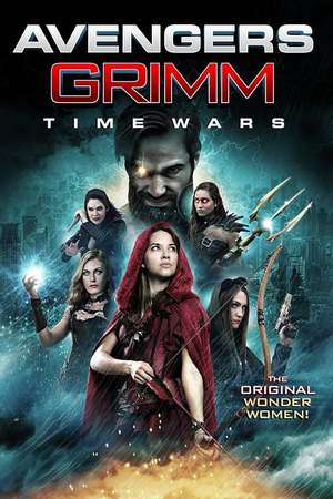 Poster: Avengers Grimm 2 - Time Wars