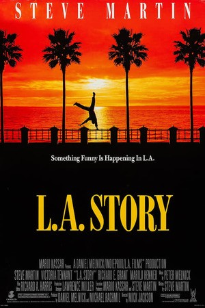 Poster: L.A. Story