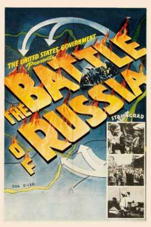 Poster: Why We Fight: The Battle of Russia