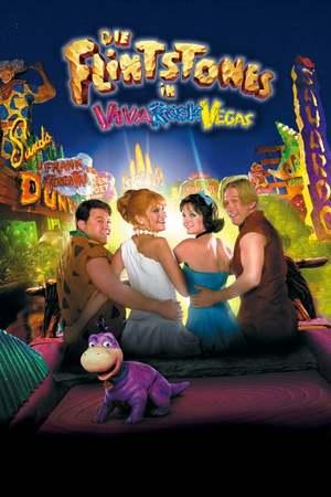 Poster: Die Flintstones in Viva Rock Vegas