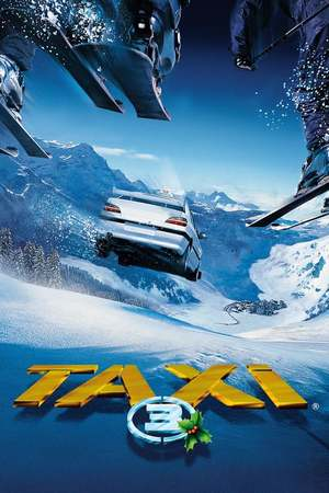 Poster: Taxi 3