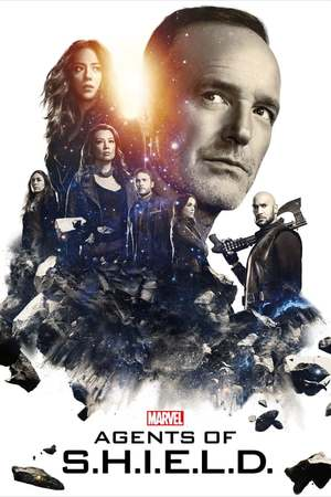 Poster: Marvel's Agents of S.H.I.E.L.D.