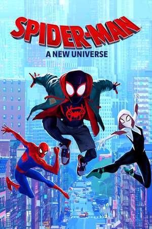 Poster: Spider-Man: A New Universe