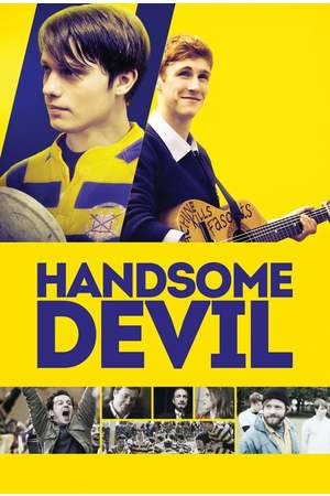 Poster: Handsome Devil