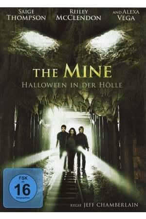 Poster: The Mine - Halloween in der Hölle
