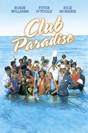 Poster: Club Paradise