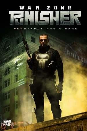 Poster: Punisher: War Zone
