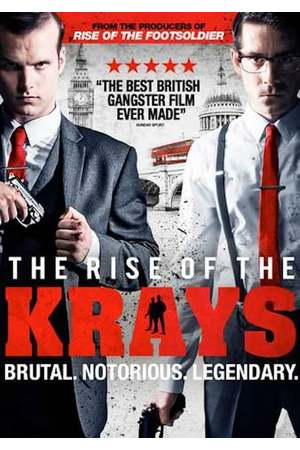 Poster: Legend of the Krays