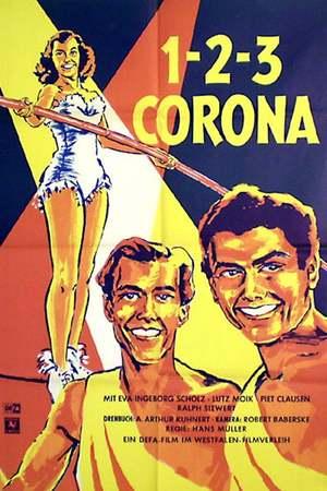 Poster: 1-2-3 Corona