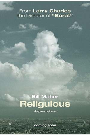 Poster: Religulous - Wer's glaubt wird selig