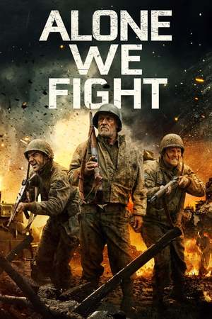 Poster: Alone We Fight