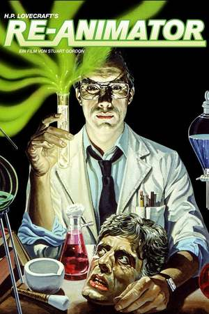 Poster: Re-Animator