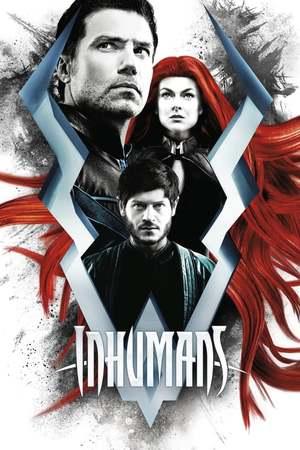 Poster: Marvel's Inhumans