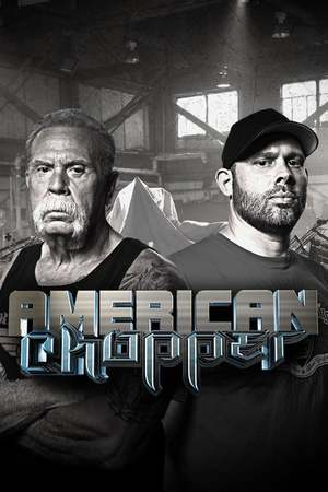 Poster: American Chopper