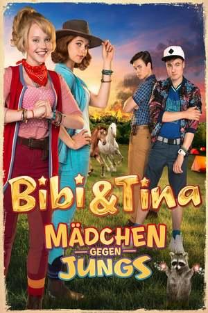 Poster: Bibi & Tina - Mädchen gegen Jungs