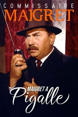 Poster: Maigret und der Würger von Montmartre