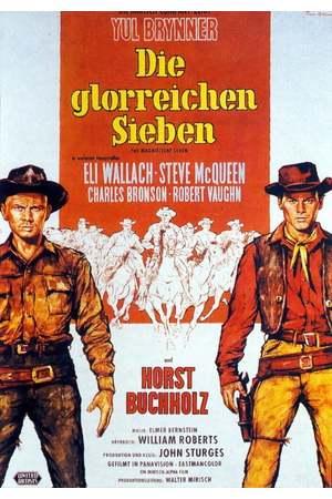 Poster: Die glorreichen Sieben