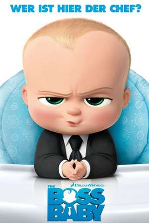 Poster: The Boss Baby