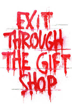 Poster: Banksy - Exit Through the Gift Shop