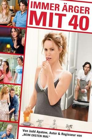 Poster: Immer Ärger mit 40