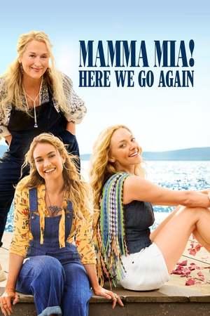 Poster: Mamma Mia! Here We Go Again