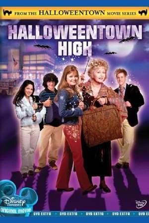 Poster: Halloweentown Highschool