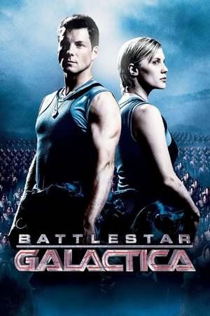 Poster: Battlestar Galactica