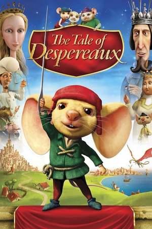 Poster: Despereaux - Der kleine Mäuseheld