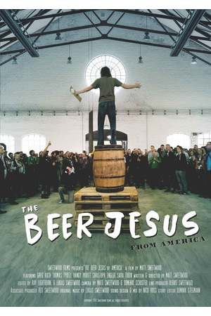 Poster: The Beer Jesus from America