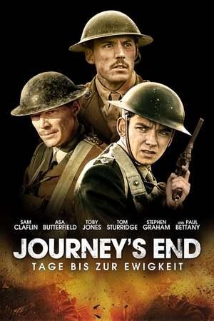 Poster: Journey's End - Tage bis zur Ewigkeit