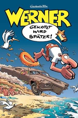 Poster: Werner - Gekotzt wird später!