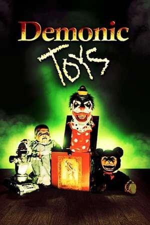Poster: Demonic Toys