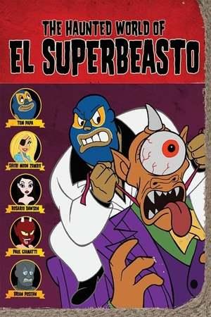Poster: El Superbeasto