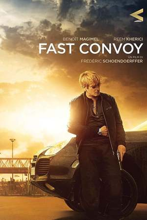 Poster: Fast Convoy - Tödlicher Transport