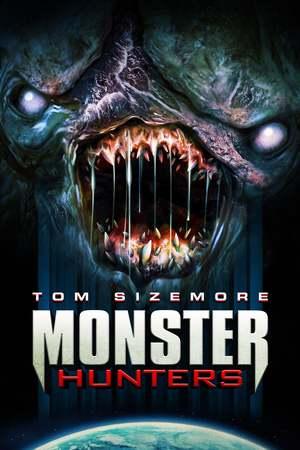 Poster: Monster Hunters – Die Alienjäger