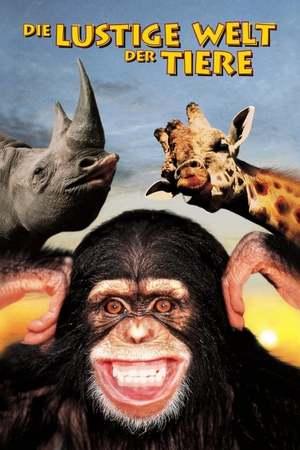 Poster: Die lustige Welt der Tiere