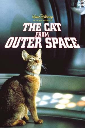 Poster: Die Katze aus dem Weltraum