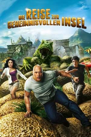 Poster: Die Reise zur geheimnisvollen Insel
