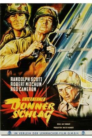 Poster: Unternehmen Donnerschlag