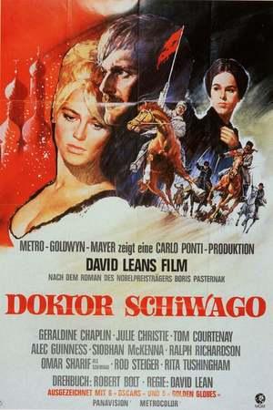 Poster: Doktor Schiwago