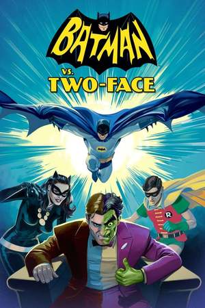Poster: Batman vs. Two-Face